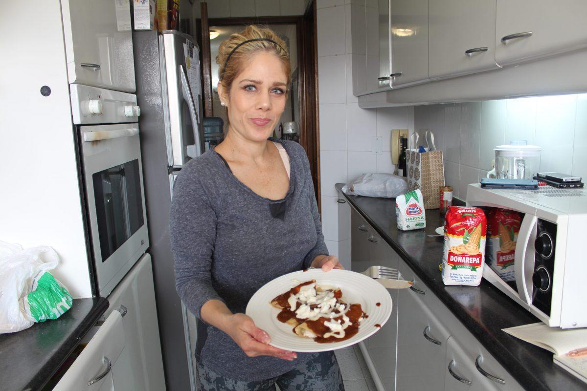 במטבח של לורנה היפה