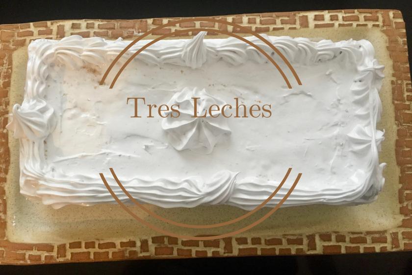 עוגת Tres Leches