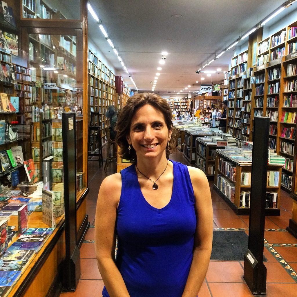 חנויות ספרים בבואנוס איירס פתוחות אפילו בחצות