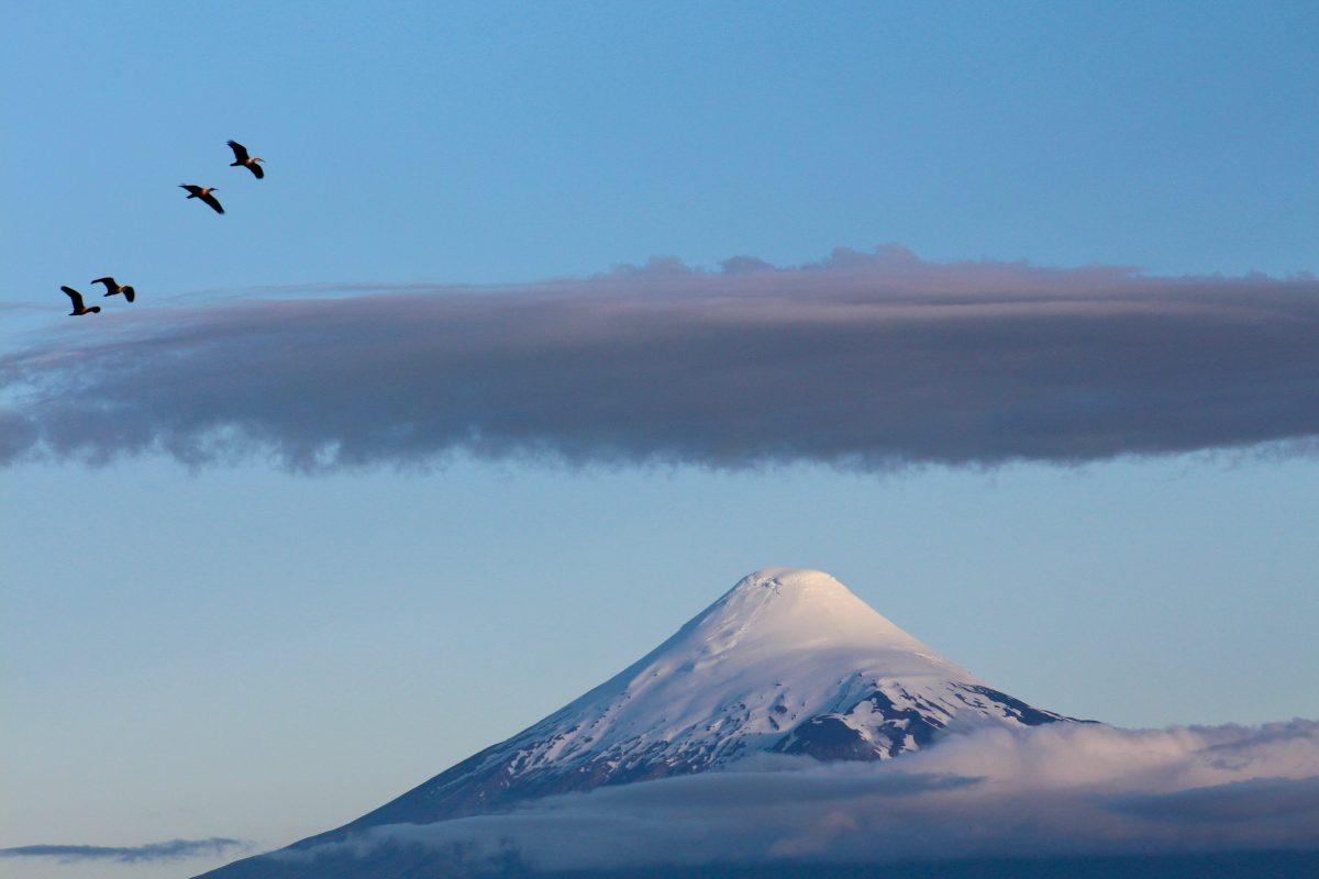 הר הגעש Osorno