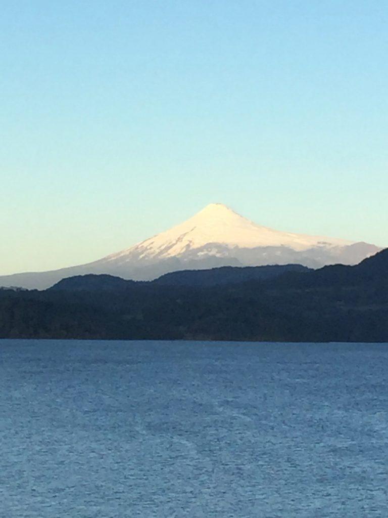 הר הגעש Villarica