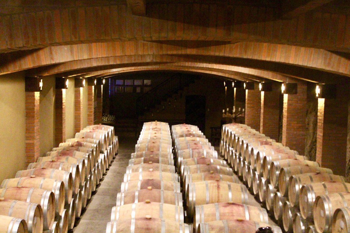 מרתף החביות ליישון היין