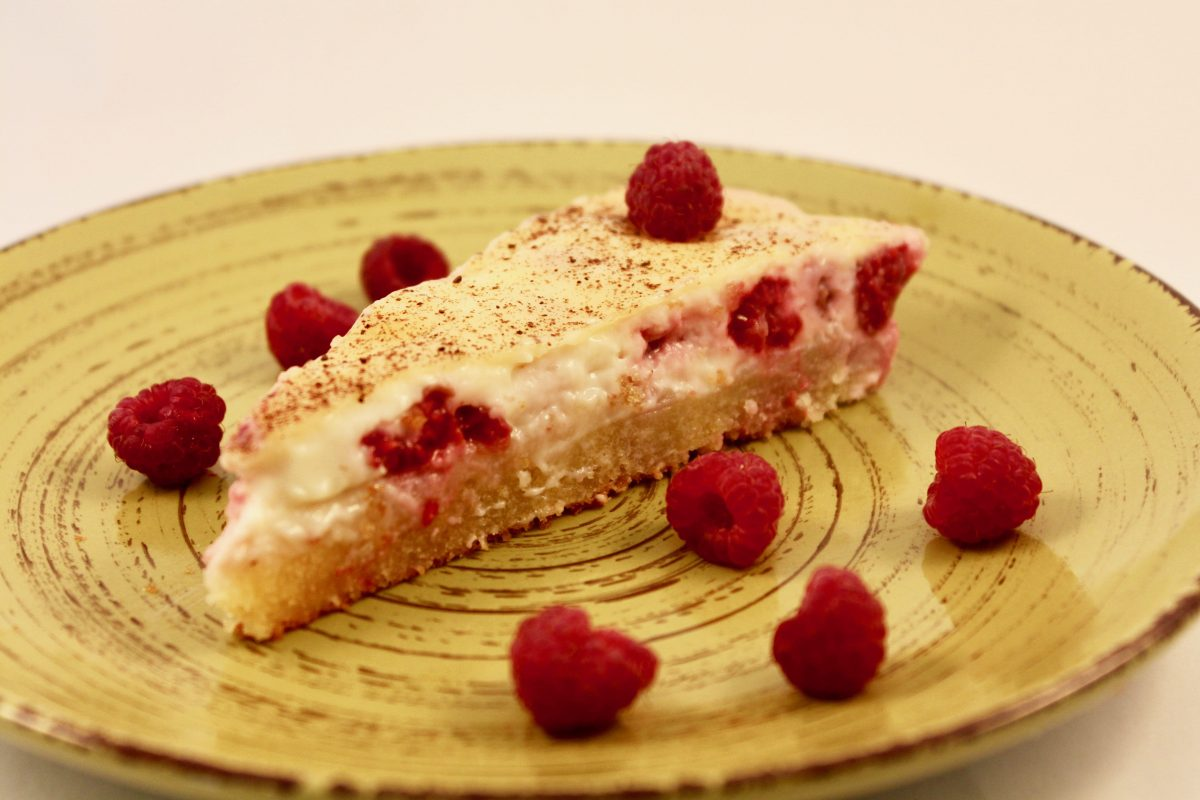 Fresh raspberry_עוגת פטל