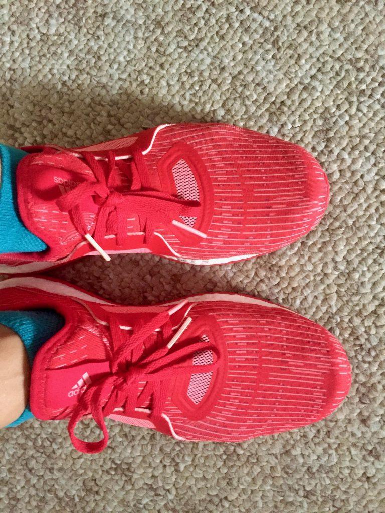 הנעליים החדשות שלי