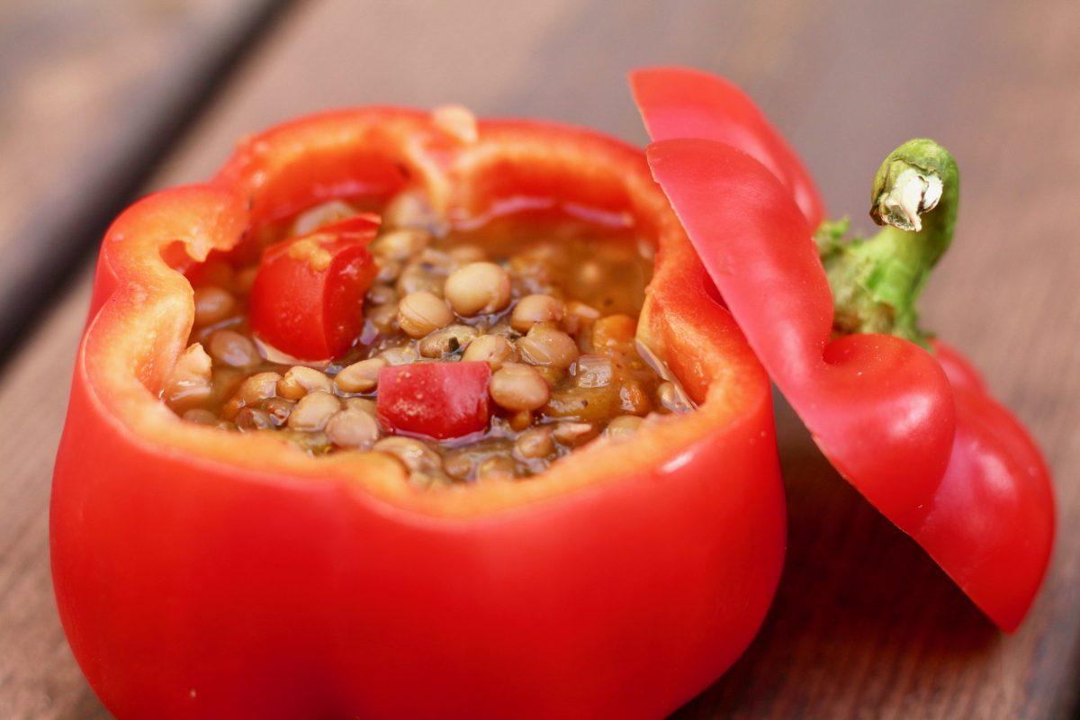 מרק העדשים ללא אטריות