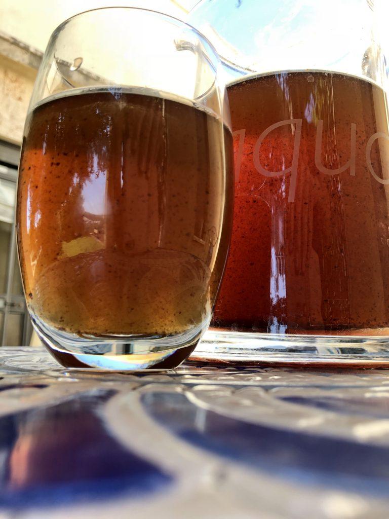 שלושה משקאות מרעננים