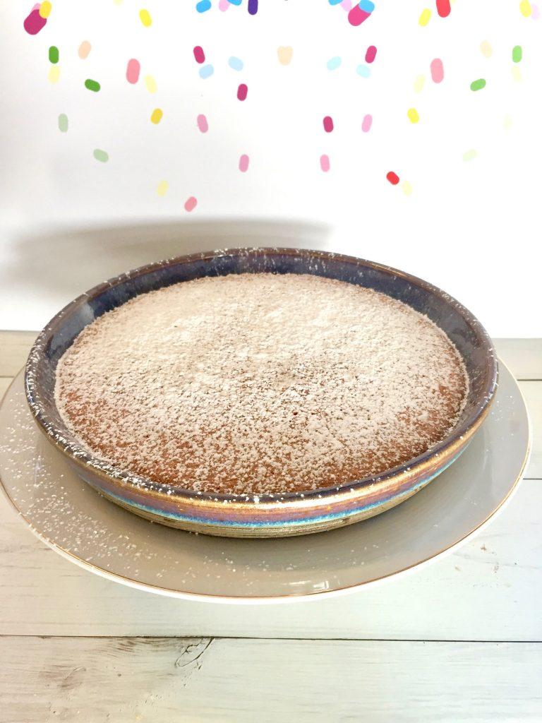 עוגת שקדים מדהימה