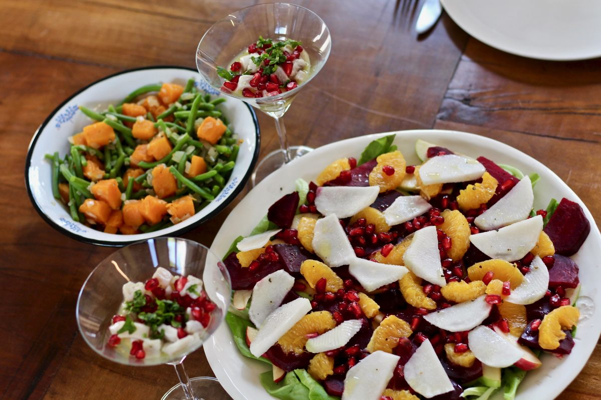 ארוחה לטינית לראש השנה