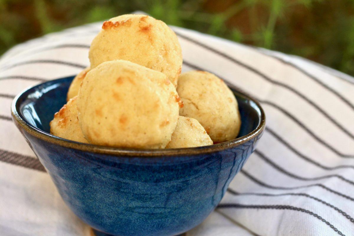 לחמניות גבינה קולומביאניות