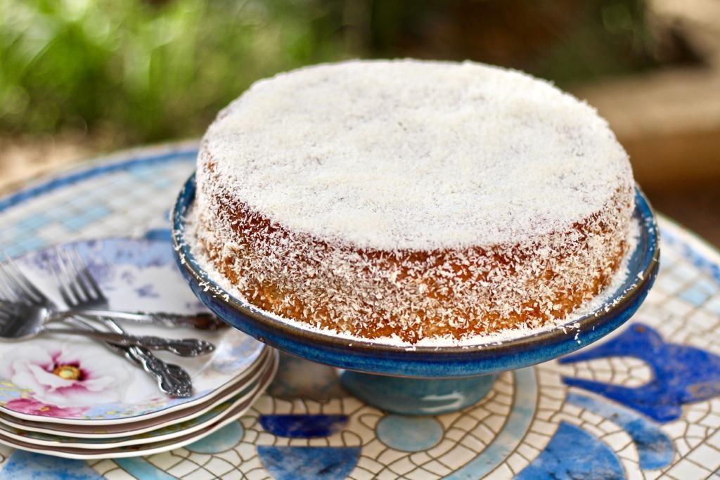 עוגת קוקוס ברזילאית
