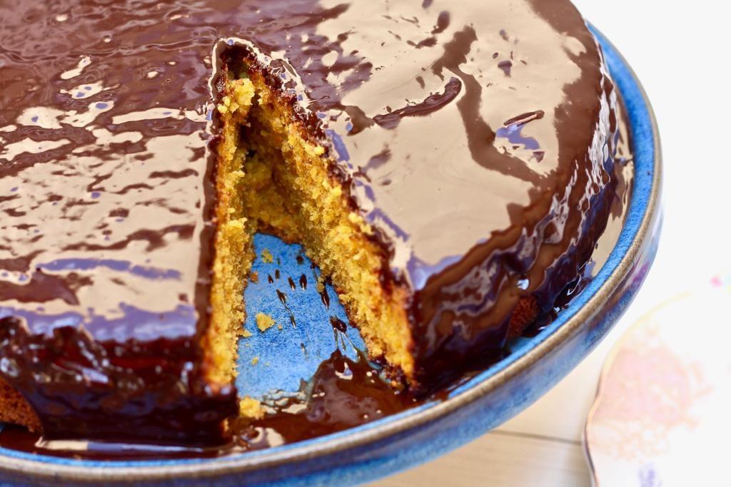 עוגת גזר ברזילאית