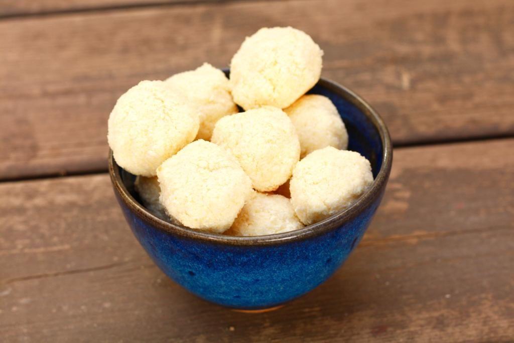 עוגיות קוקוס ברזילאיות
