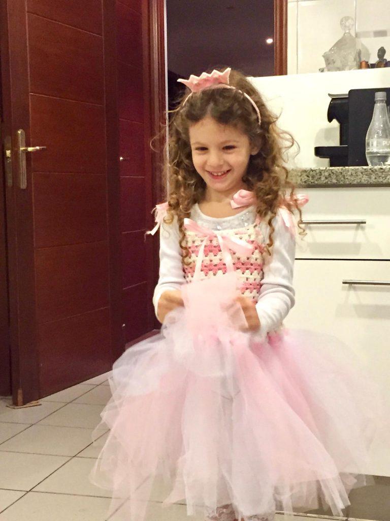 נויה הפכה מרקדנית לנסיכה
