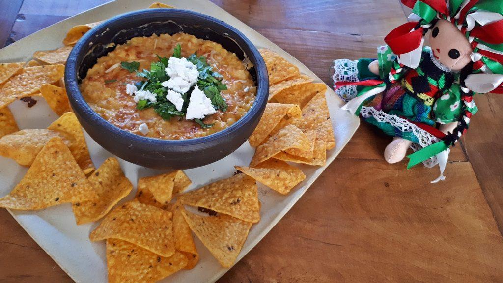 מטבל תירס מקסיקני. צילמה אילנה בר