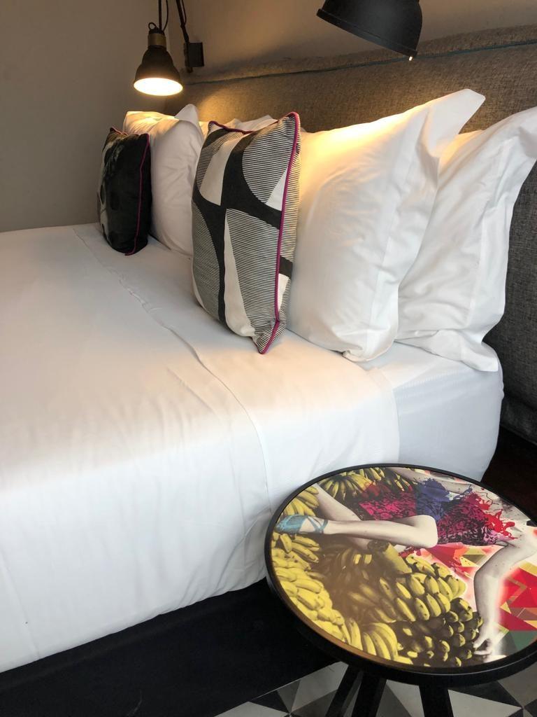 החדר במלון yoo2