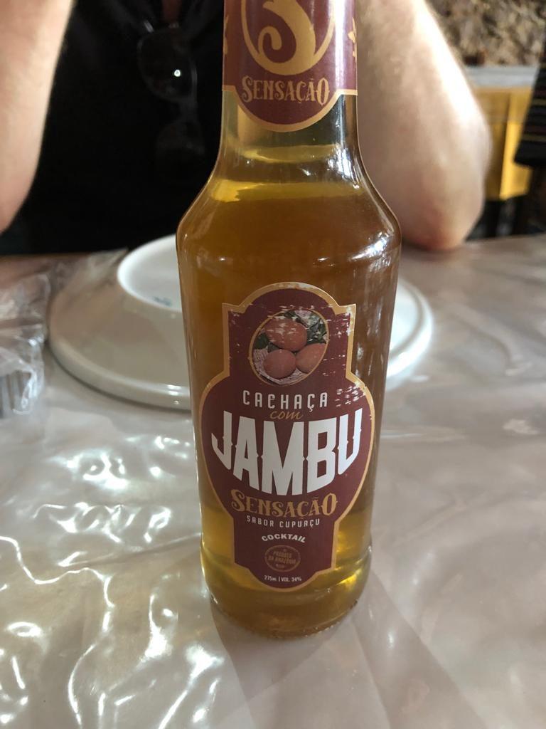 Cachaça de Jambú