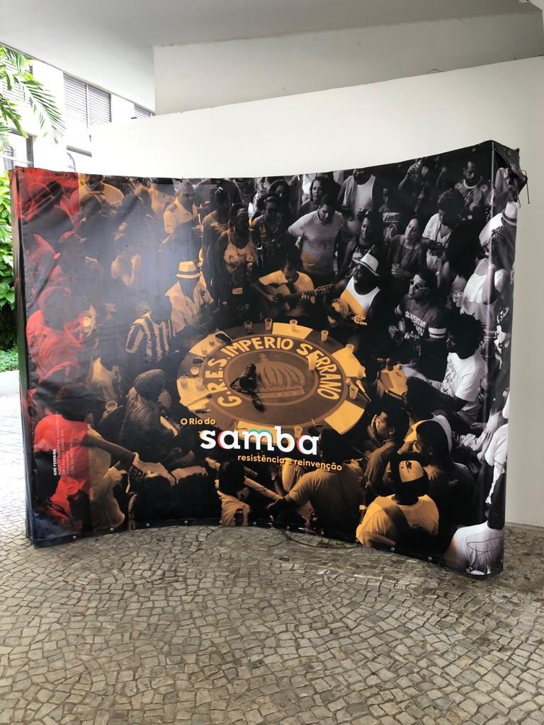 תערוכה על סמבה, תערוכה מרתקת
