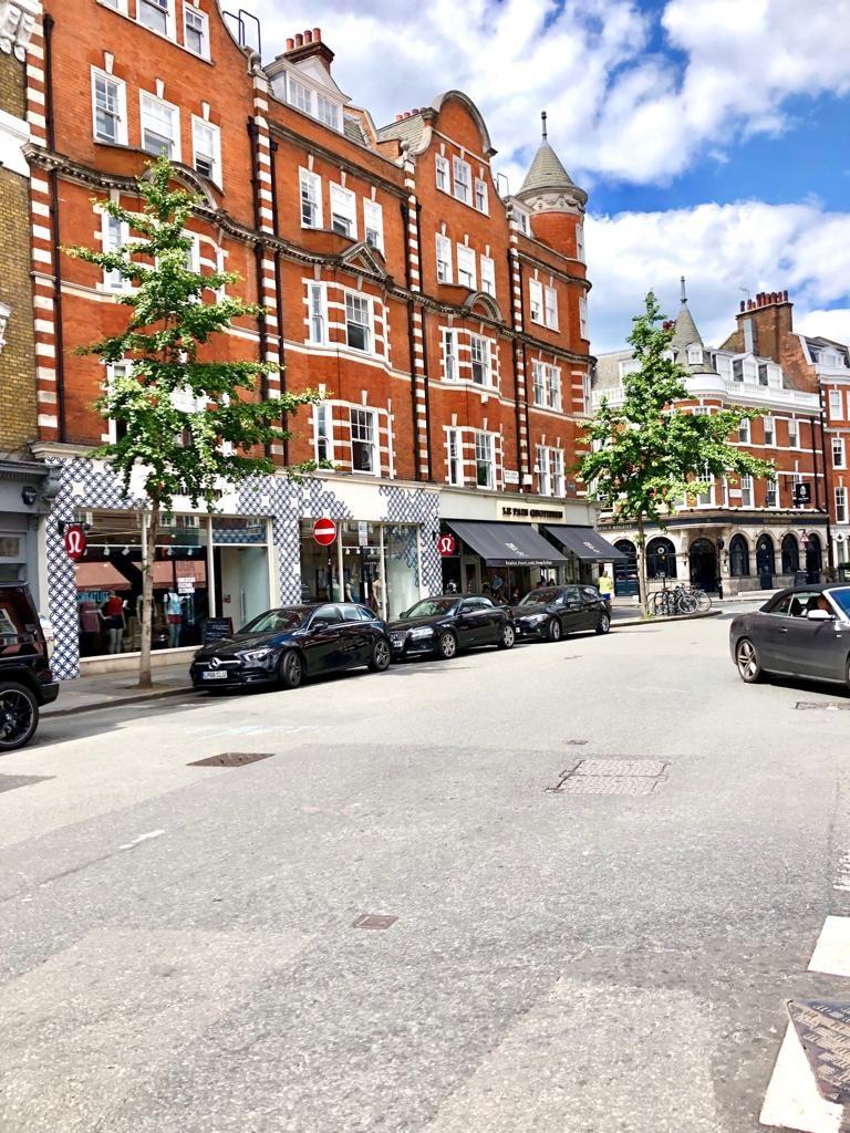 7 מקומות שאסור לפספס בלונדון Marylebone high street