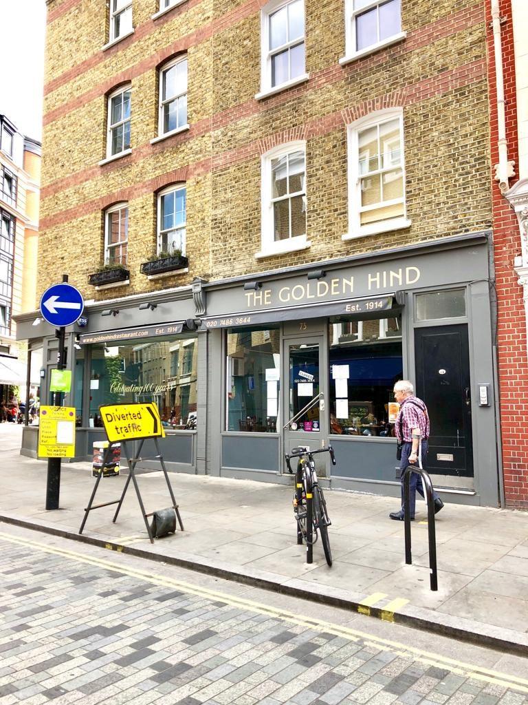 כמה עצוב לראות מסעדה אהובה סגורה, 7 מקומות שאסור לפספס בלונדון