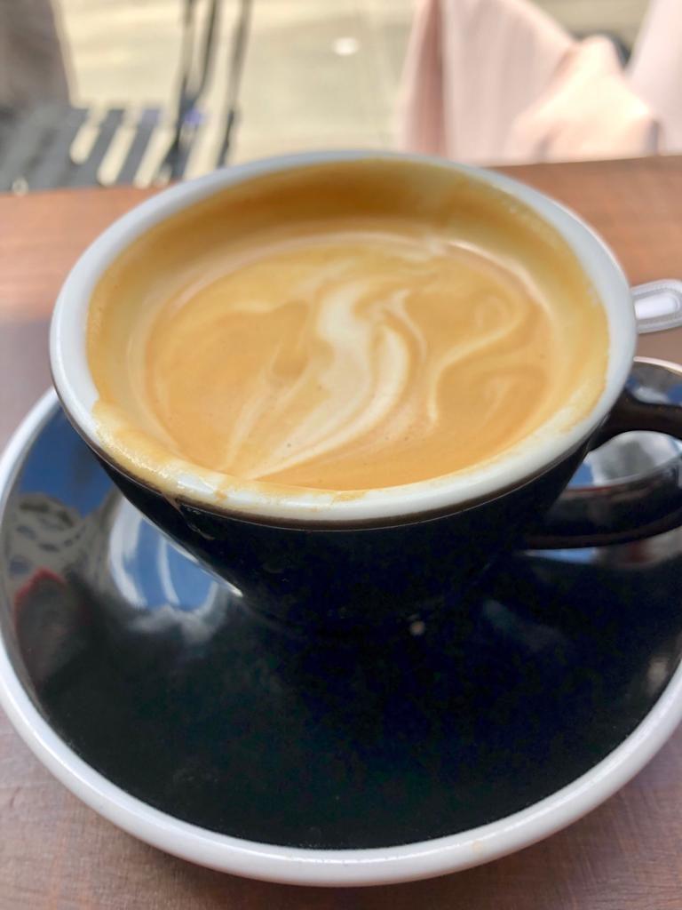 הקפה הכי טעים בלונדון, נקודה! 7 מקומות שאסור לפספס בלונדון