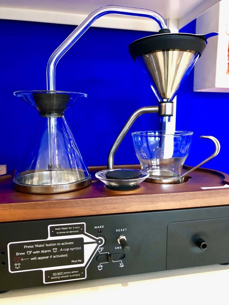 מכונת קפה מיוחדת