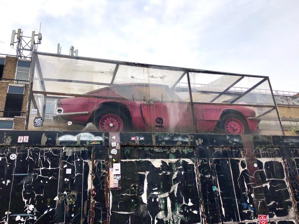 המכונית של בקסי