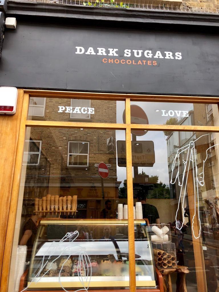 חנות שוקולד מגאנה, סיור אוכל בלונדון
