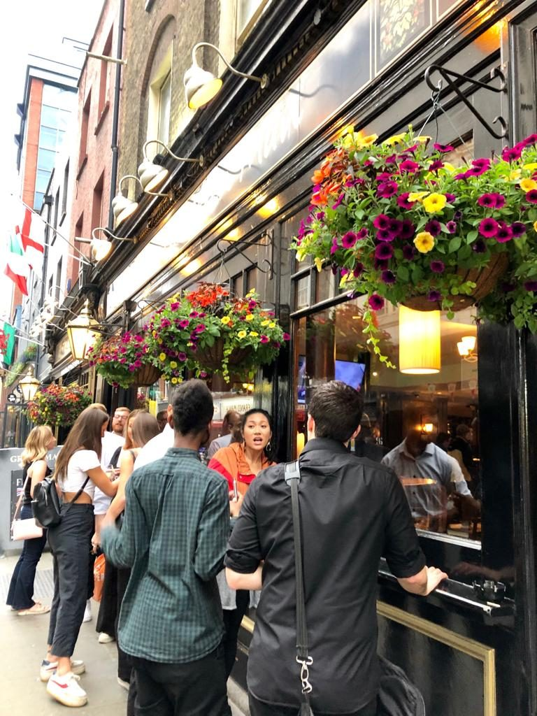 הפאב שלנו, 7 מקומות שאסור לפספס בלונדון