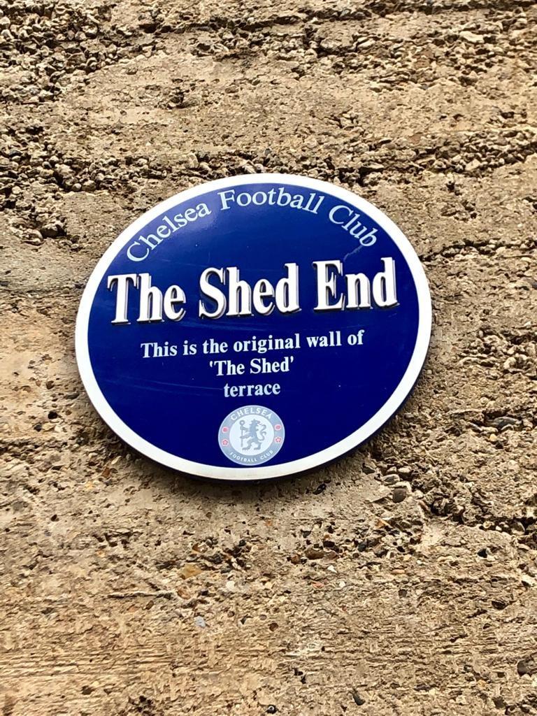 מה שנשאר מהאיצטדיון הישן, טיול בר מצווה ללונדון