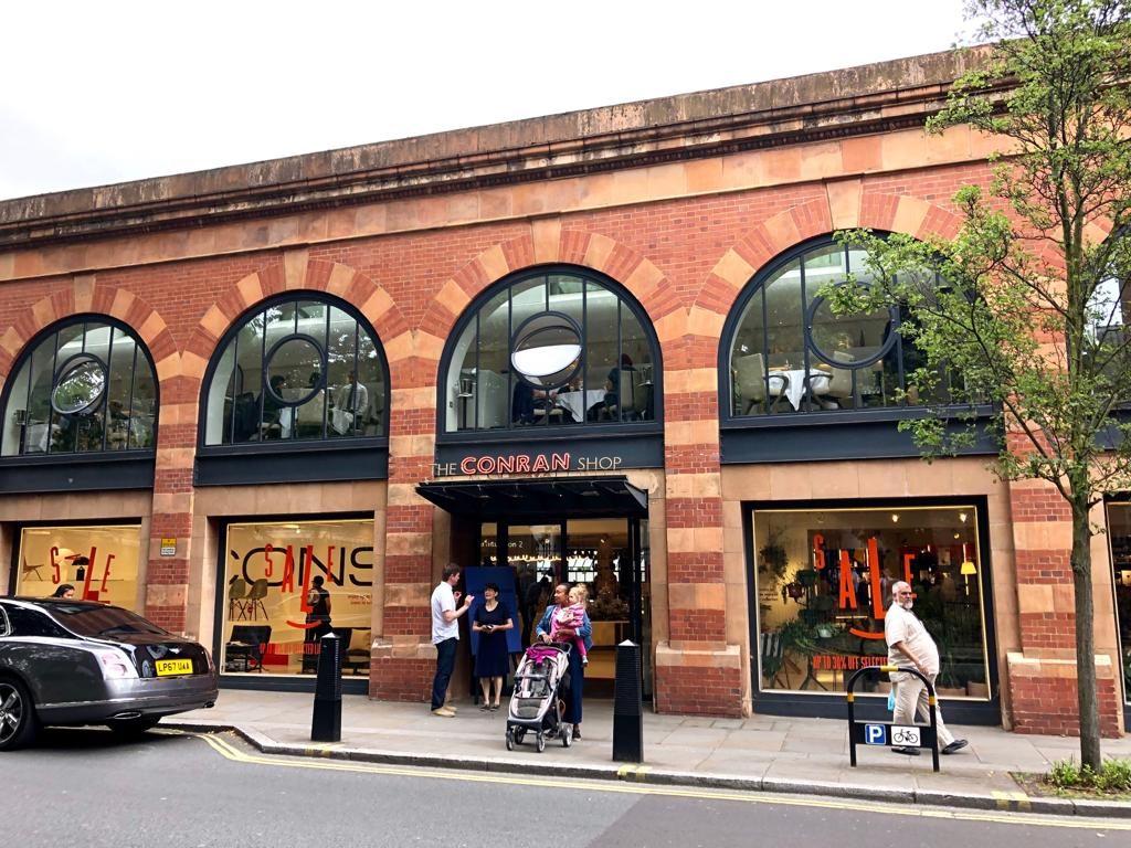 7 מקומות שאסור לפספס בלונדון The conran shop