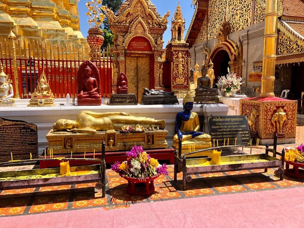 המקדש בדוי סטופ, צ'אנג מאי