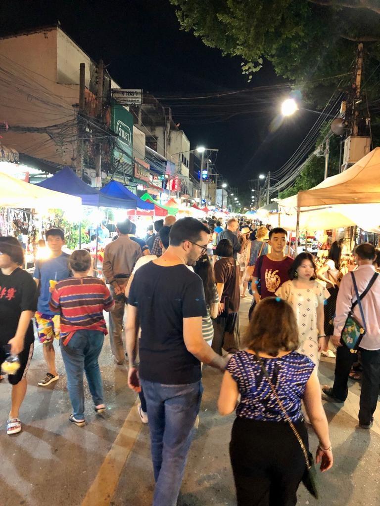 השוק של יום ראשון, צ'אנג מאי