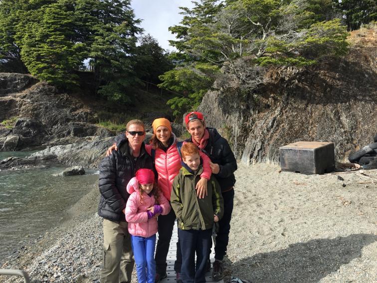 בטיול הגדול עם הילדים