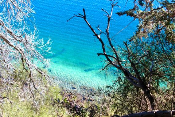 נוף מהאי ויקטוריה, 5 טיולי יום מברילוצ'ה