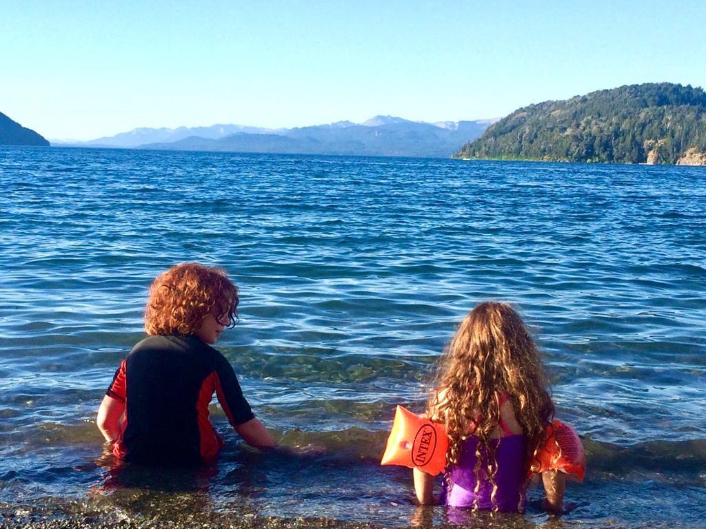 משתכשכים במי האגם, 7 המלצות לאיזור ברילוצ'ה