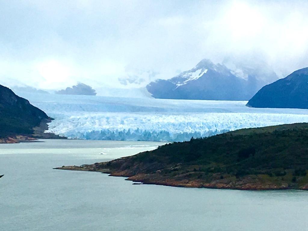המדריך המלא לקרחון פריטו מורנו, צילום מרחוק