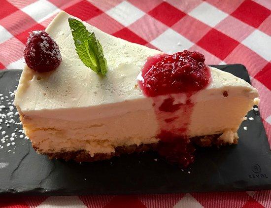 עוגת גבינה ניו ניורקית