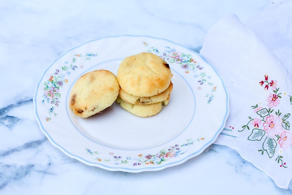לביבות גבינה (טבורורז'ניקי) ללא גלוטן