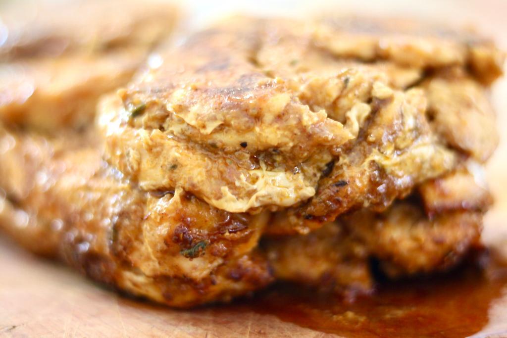 עוף עם תיבול טאקו שמכינים בבית
