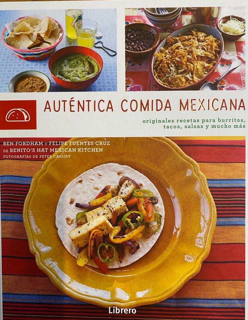 ספר בישול מקסיקני