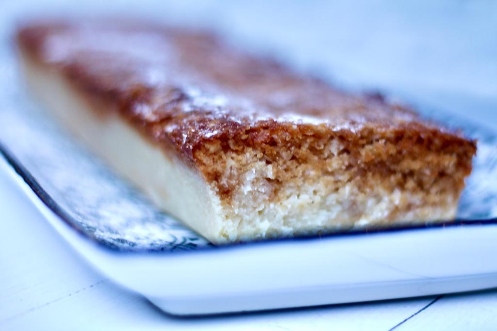 עוגת שיש קוקוס עם ריבת חלב