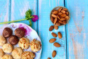 עוגיות מרציפן ספרדיות, panelletes