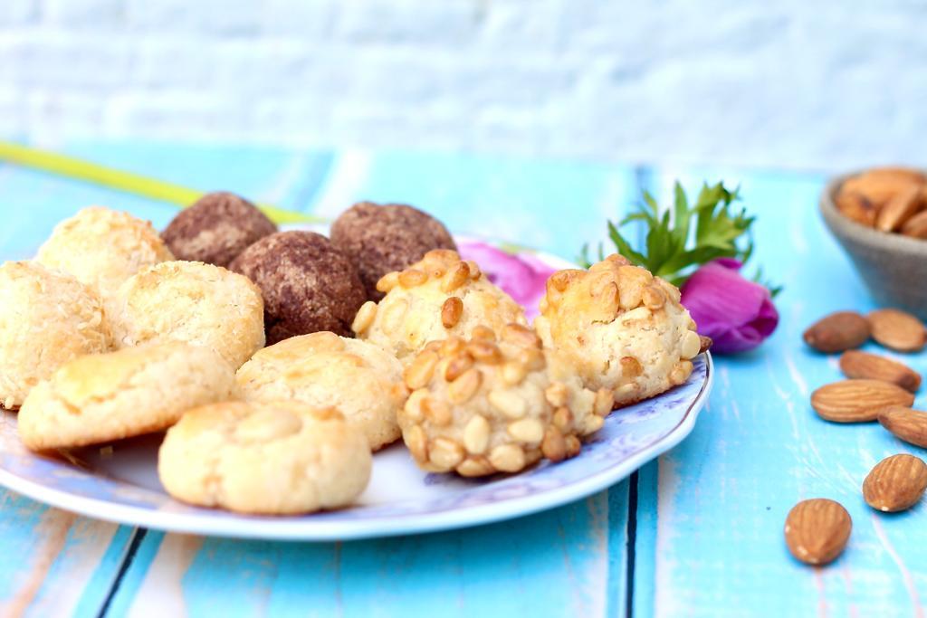עוגיות מרציפן ספרדיות, Panellets